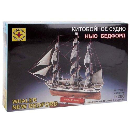 Моделист Сборная модель «Китобойное судно — Нью Бедфорд»