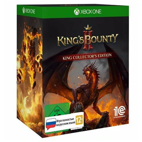 Игра для Xbox: King's Bounty II Королевское коллекционное издание (Xbox One / Series X)