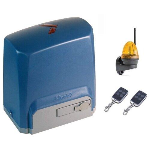 Автоматика для откатных ворот R-Tech SL1000KCEKIT-LK, комплект: привод, 2 пульта, лампа