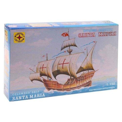 Моделист Сборная модель «Корабль Колумба — Санта-Мария»