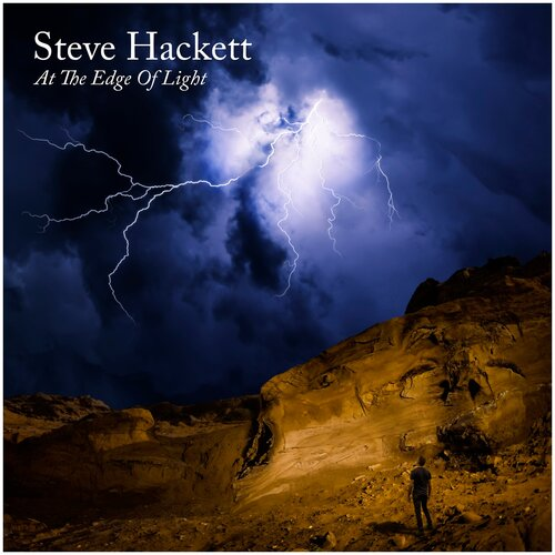 Sony Music Steve Hackett. At The Edge Of Light (2LP + CD) (виниловая пластинка, CD)