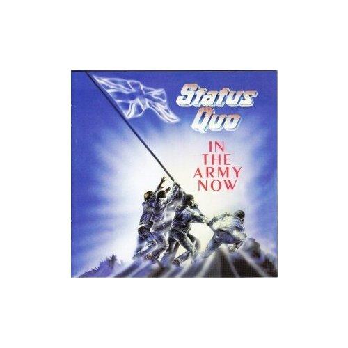 Компакт-диски, Mercury, STATUS QUO - In The Army Now (Rem+Bonus) (CD) status quo status quo piledriver