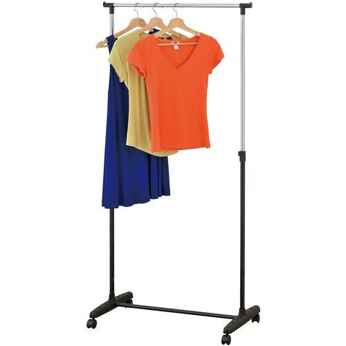 Напольная вешалка для одежды UniStor Basiс передвижная напольная стойка для одежды