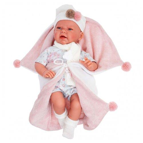Фото - Кукла Antonio Juan Роза в розовом, 40 см, 3308 кукла antonio juan антония в розовом 40 см 3376p