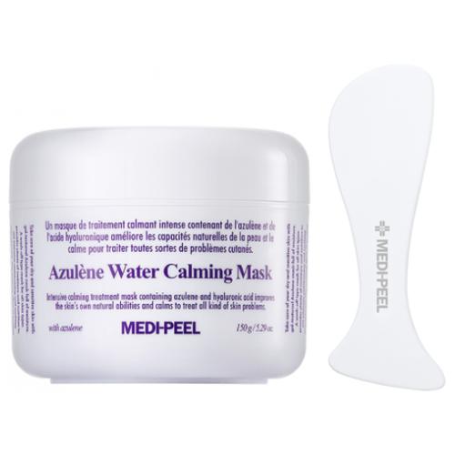 Купить Успокаивающая маска с азуленом Medi-Peel Azulene Water Calming Mask 150 гр.