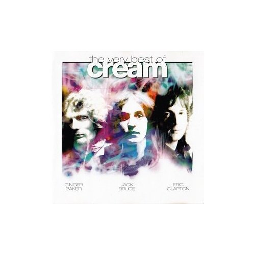 Фото - Компакт-диски, Polydor, CREAM - The Very Best Of (CD) william h prescott history of the conquest of peru