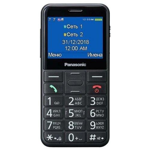 Телефон Panasonic KX-TU150RU Черный
