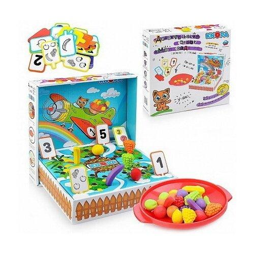 Фото - Дидактический набор Kнопа Мой сад 87062 развивающие игрушки knopa дидактический набор мой сад