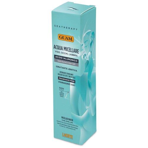 Купить Мицеллярная вода GUAM для лица с гиалуроновой кислотой 200 мл