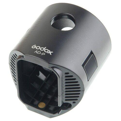 Фото - Адаптер Godox AD-P Profoto для AD200 / AD200Pro фильтр для вспышки profoto clic gel peacock blue для a1 a1x a10 c1 plus