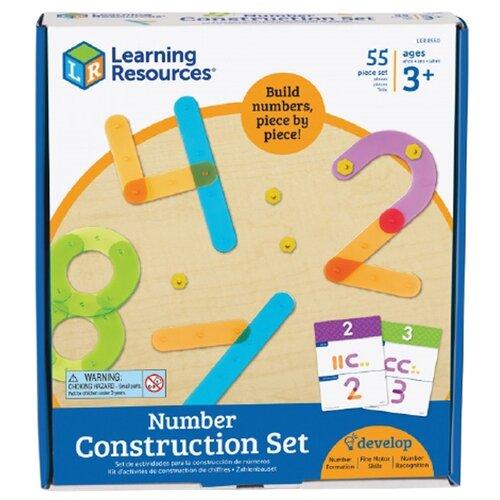 Конструктор Learning Resources Строим числа LER8550