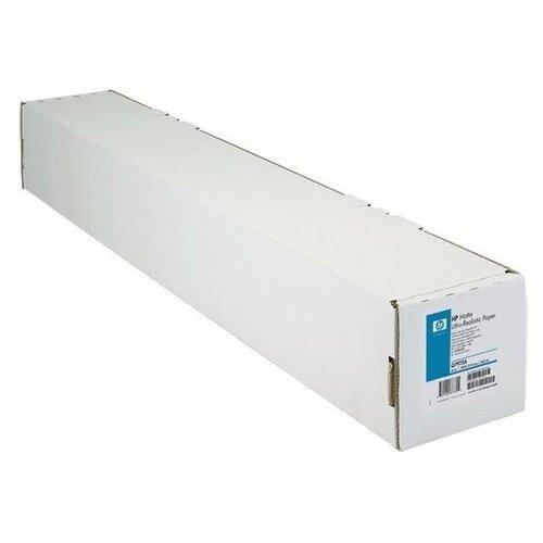 Фото - HP Q7973A Художественная бумага для плоттера матовая, рулон A0 36 914 мм x 30.5 м, 270 г/м2, Matte Litho-realistic Paper, втулка 2 50.8 мм, для водорастворимых и пигментных чернил hp c2t53a полипропилен для плоттера матовый рулон a0 36 914 мм x 23 м 140 г м2 everyday matte polypropylene втулка 2 50 8 мм для водорастворимых и пигментных чернил [q