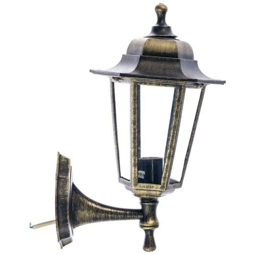 Светильник уличный элект НБУ 06-60-001 Леда1 ( под бронзу прозрачное стекло)