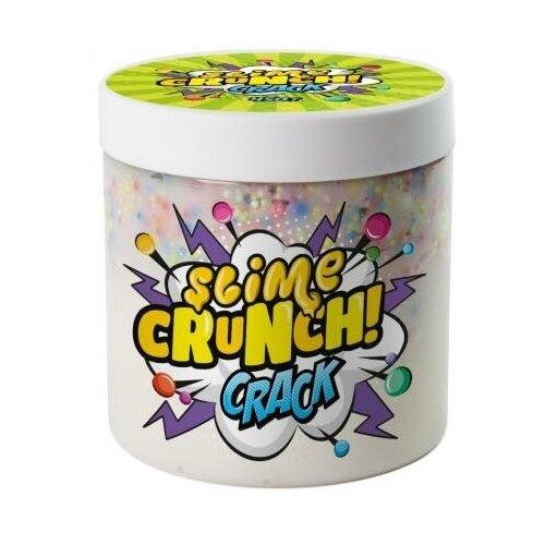 Слайм Волшебный мир Crunch-Slime Crack, с ароматом сливочной помадки, 450 г (S130-43)