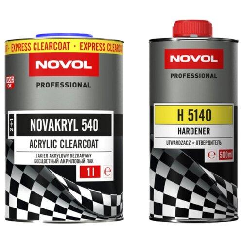 Лак NOVOL Novakryl 540 1000 мл 500 мл