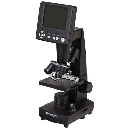 Цифровой микроскоп Bresser LCD 50x–2000x