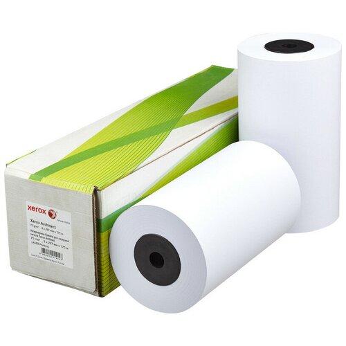 Фото - Бумага широкоформатная Xerox Architect 75г 297ммх175м 76мм широкоформатная бумага epson