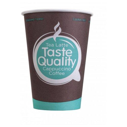 Стакан одноразовый бум. HB70-210 Taste Quality вендинг 200 мл,d=70,90шт/уп