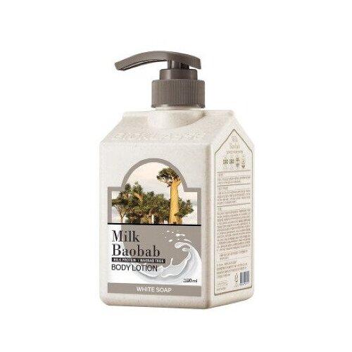 Купить MilkBaobab PWS Лосьон для тела MilkBaobab Perfume Body Lotion White Soap (250 мл), Milk Baobab