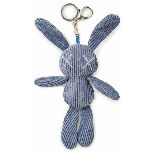 330699, Брелок-игрушка Yappy Baby мягкий LUCKY BUNNY, Blue