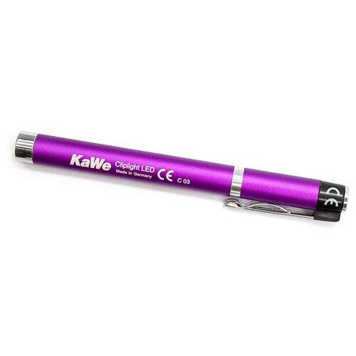 Фонарик диагностический Клиплайт (CLIPLIGHT) KaWe 1027 LED фиолетовый