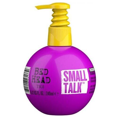 Крем TIGI Bed Head Small Talk для объема волос 240 мл tigi bed head cтайлинговый крем для укладки бороды и волос tigi bh 100 мл
