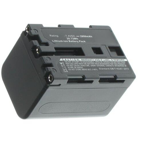 Фото - Аккумуляторная батарея iBatt 2800mAh для Sony DCR-TRV530E, DCR-DVD100, DCR-TRV50E, CCD-TRV138, DCR-TRV245E, DCR-TRV828E, CCD-TRV308, DCR-TRV50, DCR-TRV530 аккумулятор ibatt ib u1 f324 3300mah для sony dcr sr62 dcr sr300 hdr hc7 hdr ux5 dcr sr100 hdr ux7 dcr sr45 hdr sr11e dcr sr65 hdr sr10e dcr sx40 dcr dvd610e dcr dvd106e dcr sr42 dcr sr47 hdr sr12e