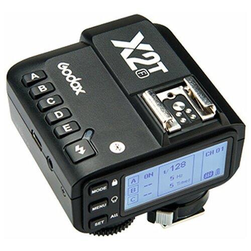 Фото - Трансмиттер Godox X2T-F TTL для Fujifilm фотовспышка godox tt685f для fujifilm