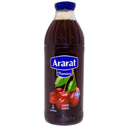 Вишневый нектар Ararat Premium 1.0л. ст. без брэнда нектар вишневый yan
