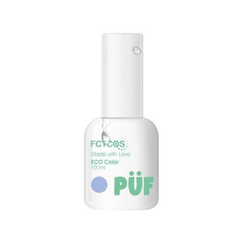 Купить Гель-лак для ногтей PUF Eco Color, 10 мл, №058