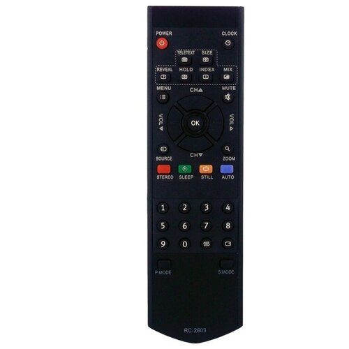 Фото - Пульт ДУ BBK RC 2603, 3704(LT2210S), Sanyo (LCD-32XR7) LCD TV пульт системы голосования responsecard rf lcd
