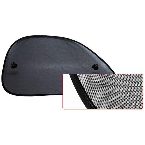 Шторки солнцезащитные на боковые стекла 65x38 см. AVS шторки автомобильные SH-207S сетки на боковые стекла - 43102