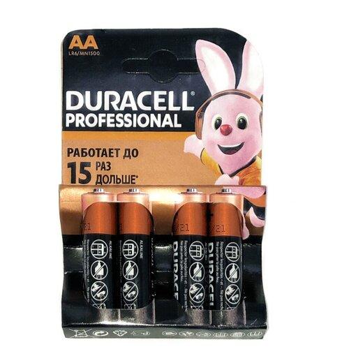 Фото - Батарейки Duracell AA пальчиковые LR6/MN1500 батарейки duracell размера aa 60 шт