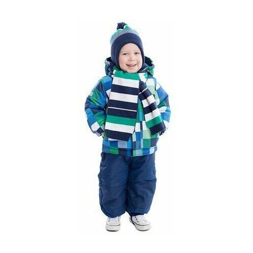 Комплект Play Today Куртка и полукомбинезон, размер 74