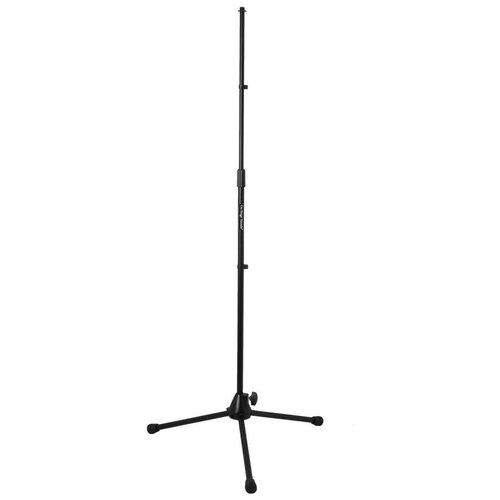 Фото - Микрофонная стойка напольная OnStage MS9700B+ микрофонная стойка напольная onstage ms8310