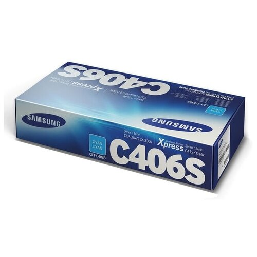 Картридж Samsung CLT-C406S оригинал
