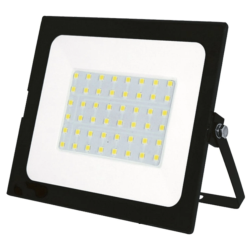 Прожектор светодиодный уличный SDO1-70-6К PRO 70 Вт 6500K IP55, холодный белый свет