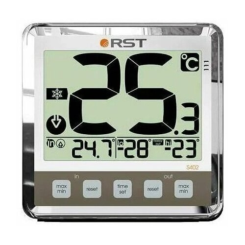 Термометр RST 02402 выносной термометр rst rst 02711