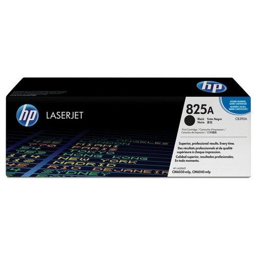 Фото - Картридж лазерный HP 825A CB390A чер. для CLJ CM6030/CM6040 картридж лазерный cactus cs cb382av желтый 21000стр для hp clj cm6030 cm6040 cp6015