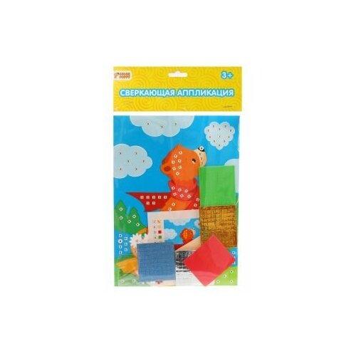 Н-р д/творч. Аппликация «Мишка» Color Puppy 636041 планинг д творч люд изумит сады