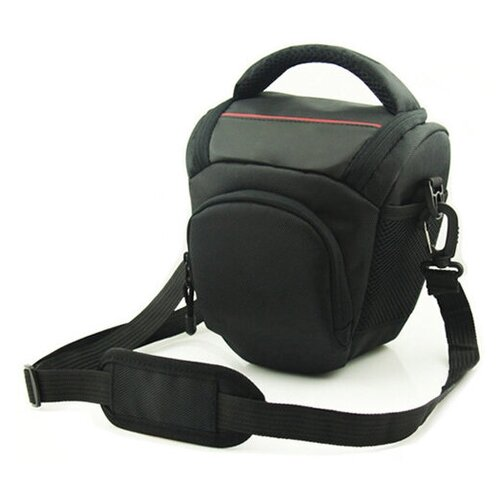 Фото - Чехол-сумка MyPads TC-1135 для фотоаппарата Canon EOS 60D/ 500D/ 550D/ 600D/ 650D/ 3000D/ 4000D из качественной износостойкой влагозащитной ткани черный аккумулятор fb lp e8 для canon eos 650d 600d 550d 700d