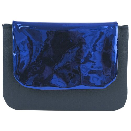 Сумка Slim на магнитной застежке KW100-000300 Синий