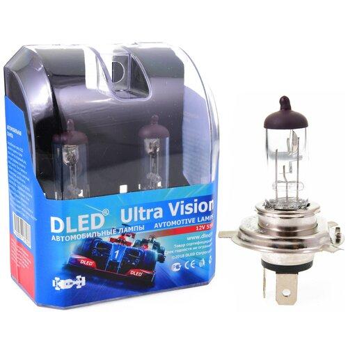 Автомобильные лампы H4 DLED