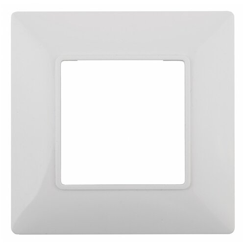 ЭРА 14-5001-01 ЭРА Рамка на 1 пост, Эра Elegance, белый (20/200/3200)