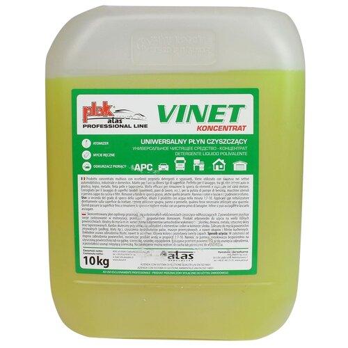 ATAS Очиститель пластика и искусственной кожи салона автомобиля VINET, 10 кг