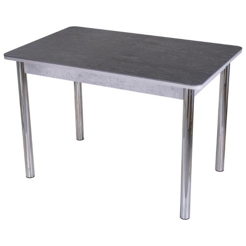 Стол кухонный с керамогранитом раскладной Диско ПР КРМ 84 СБ 02
