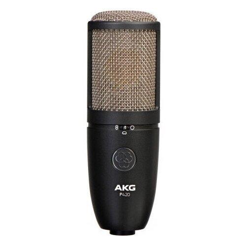 Микрофон студийный конденсаторный AKG Perception 420 (P420)