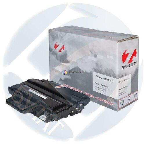 Фото - Тонер-картридж 7Q для Xerox WorkCentre 3210, 3220 (4100 стр) 106R01487 пусковой комплект для workcentre 3210 3220 6505 6015 6605 3315 3325 scanfaxkd1
