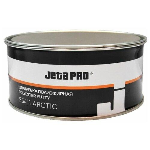 Двухкомпонентная полиэфирная шпатлевка SOFT Jeta PRO Arctic 750 гр.