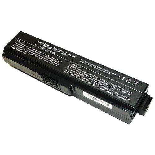 Аккумуляторная батарея (аккумулятор) для ноутбука Toshiba Satellite C650 C660 C655 L655 L750 L775 X770 8800mAh 10.8V (усиленный аккумулятор) toshiba satellite c650 c655 c655d c660 c670 l650 l655 новая клавиатура ru